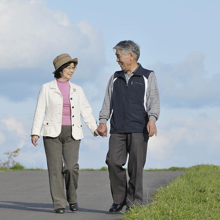 高齢化社会が進む日本の現状とは
